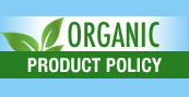 Organic Product Policy