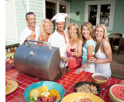 Specialty Services - Outdoor Party Service