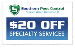 Be sure to ask about our current discount on the Stinkbug Specialty Service and Pet Lovers Service. With rates this low, you can't afford to wait!