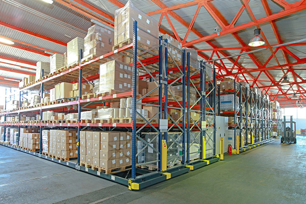 Commercial Service for Warehouses